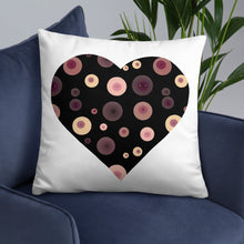 Load image into Gallery viewer, Boob Love Pillow in White