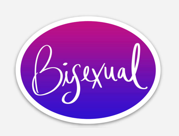 Bisexual Sticker