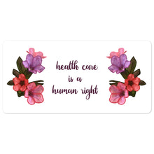 Load image into Gallery viewer, Health Care is a Human Right Bubble-free stickers