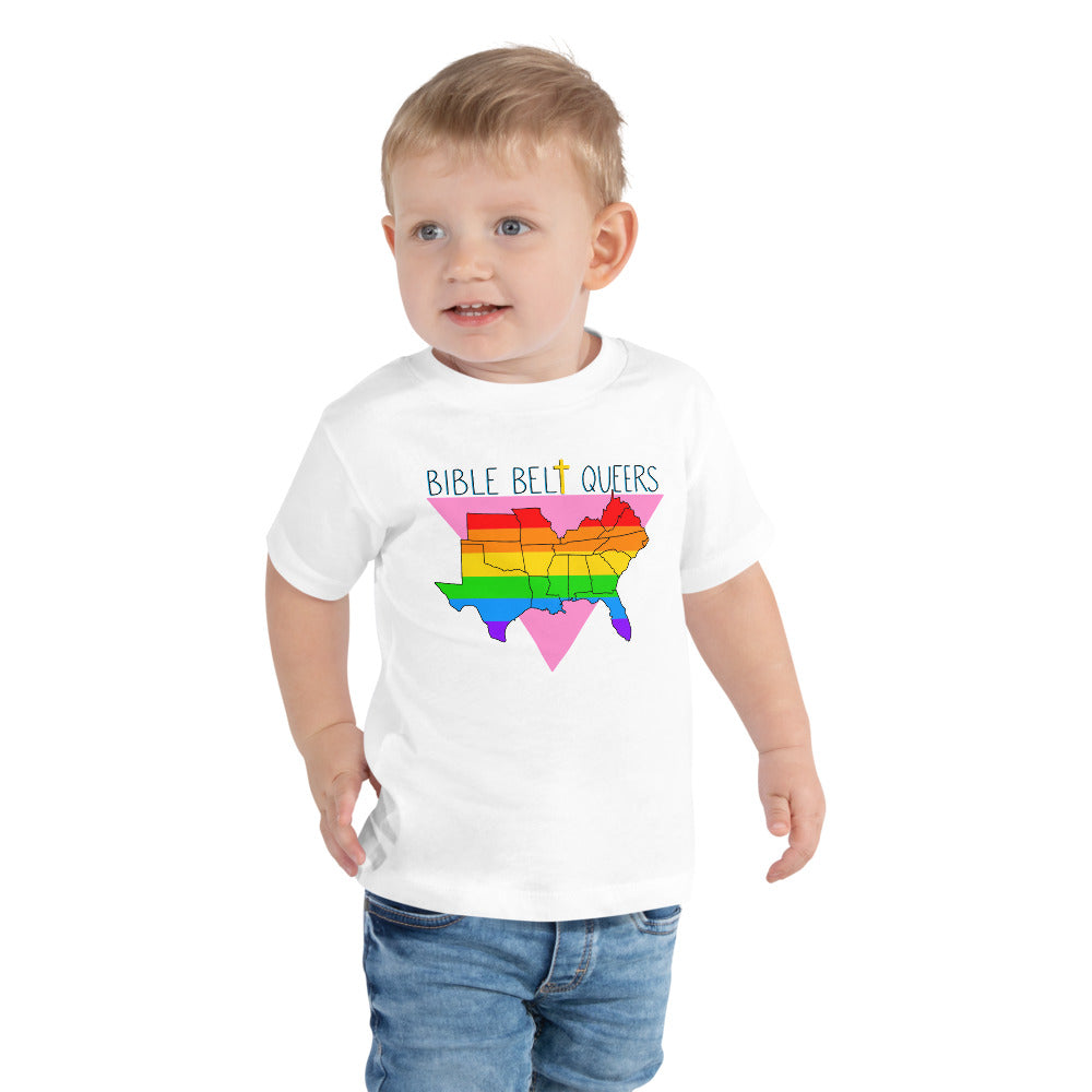 Bible Belt Queers Toddler Tee