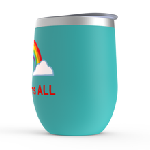 Load image into Gallery viewer, Y'All Means All Stemless Wine Tumblers