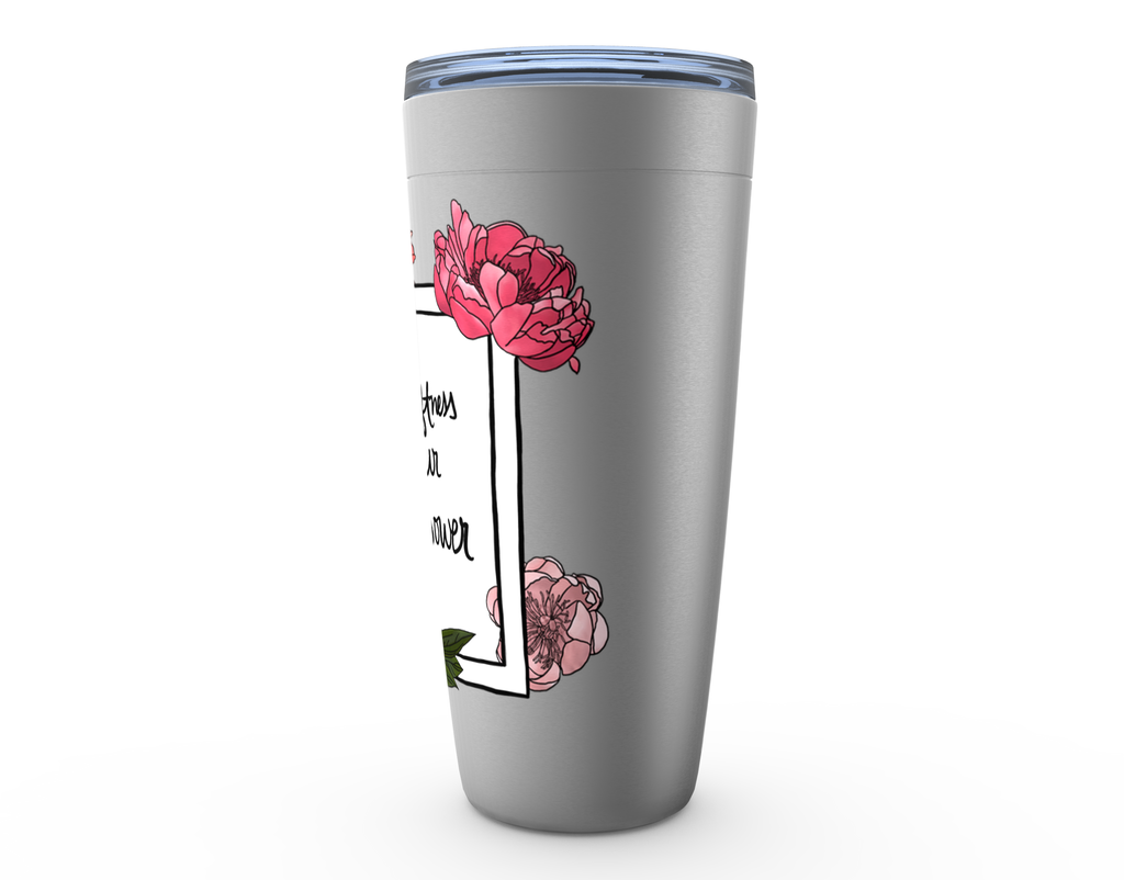 Your Softness Is Your Superpower Viking Tumbler