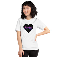 Load image into Gallery viewer, She / They Pronoun T-Shirt