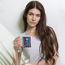 Load image into Gallery viewer, Feminist Symbol Protest Mug