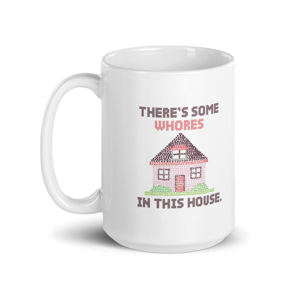WAP Mug - There's Some Whores in this House