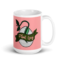 Load image into Gallery viewer, Plant Gay Mug