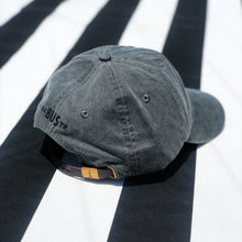 Load image into Gallery viewer, BUS Charcoal Hat - Black Wave