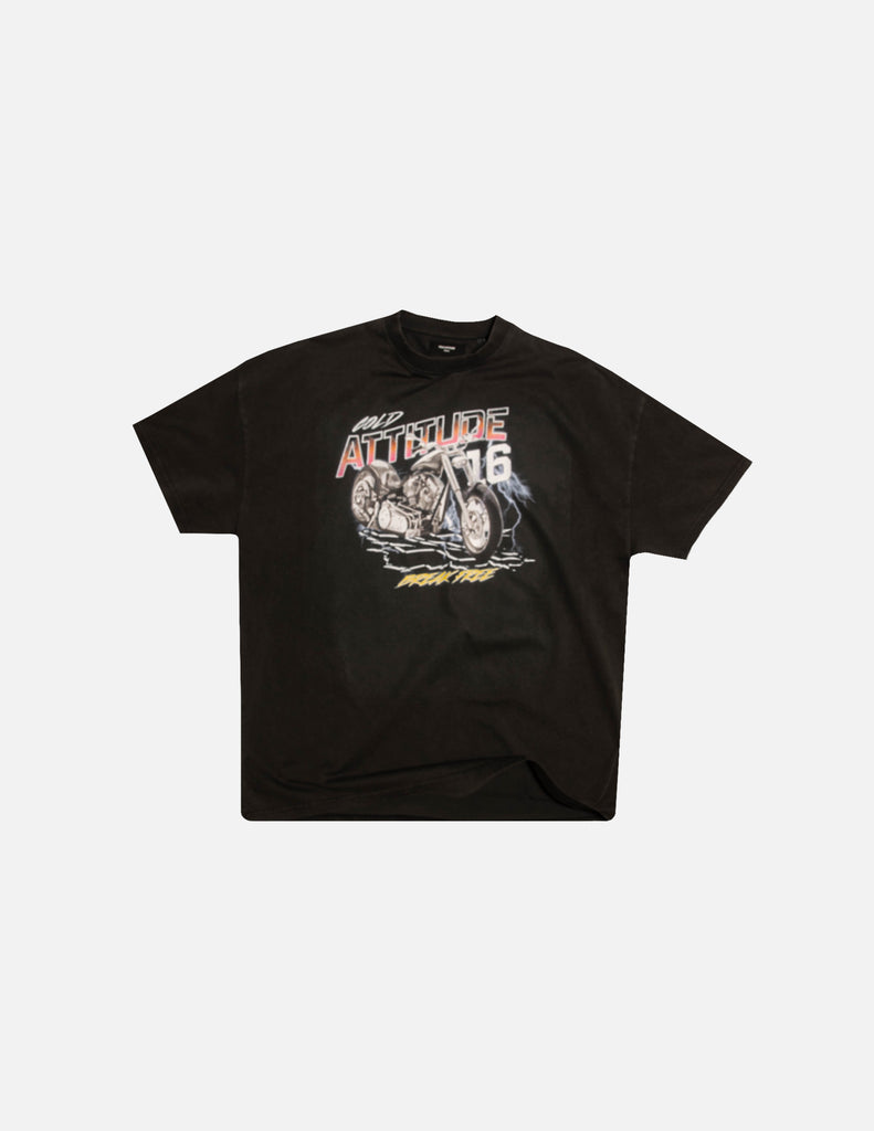 Break Free T Shirt - Vintage Black