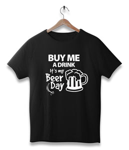 Buy me a drink its my beerday