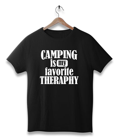 Camping is my favorite theraphy