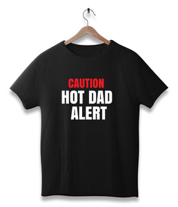 Caution hot dad alert