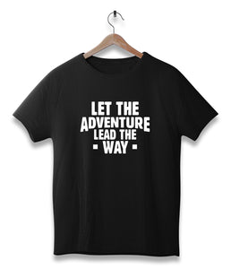 Let the adventure lead the way