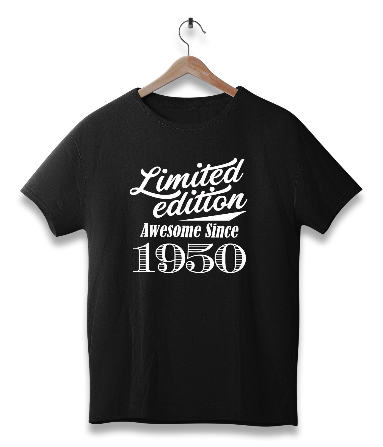 Limited edition awesome since 1950