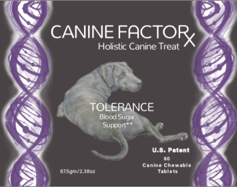 Canine Tolerance Factor