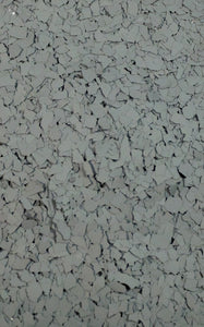 "30 Lbs. of 1/4"" Dark Grey Paint Chips (Standard Paint Chips)"