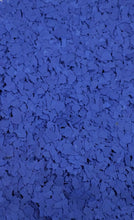 "Load image into Gallery viewer, 2 Lbs. of 1/4"" Dark Blue Paint Chips for Custom Accent"
