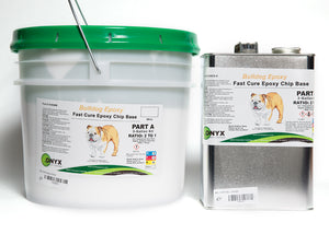 Bulldog Epoxy Base White 3 Gal Kit