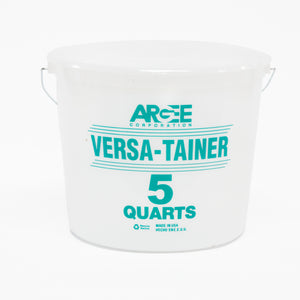 5-Qt. Natural Multi-Mix Container  - Argee - RG522