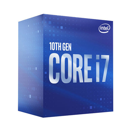 Cpu Intel Core i7- 10700F