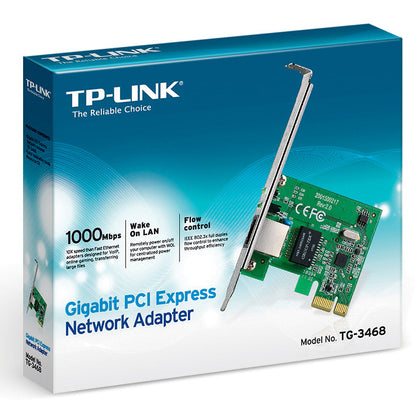 Card mạng/NETWORK CARD GIGABIT PCI EXPRESS TP-Link TG3468
