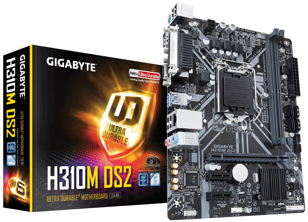 Mainboard GIGABYTE H310M-DS2 DDR4