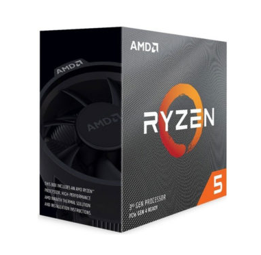 CHIP CPU AMD RYZEN 5 3400G