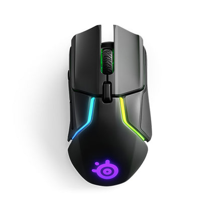 Chuột không dây Steelseries gaming Rival 650 Wireless - 62456