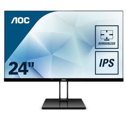 LCD AOC BRAND 24V2Q/74 23.8' WIDE LED full viền