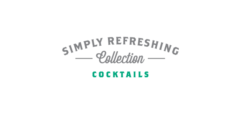 Simply Refreshing Collection Drinkworks Pods Banner
