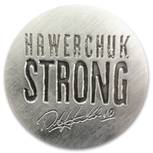 Load image into Gallery viewer, Hawerchuk Strong Coin [Black and Silver]