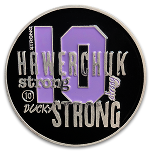 Hawerchuk Strong Coin [Black and Silver]