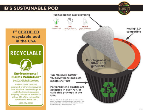 IB'S Sustainable Pod