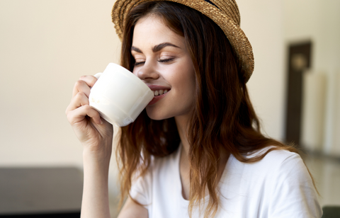 Healthy Coffee: Get Antioxidants & More with Every Sip.