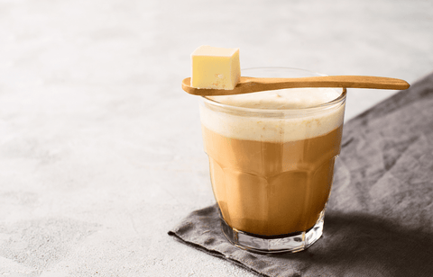 Energy-Boosting Keto Coffee Recipe - Hot or Iced