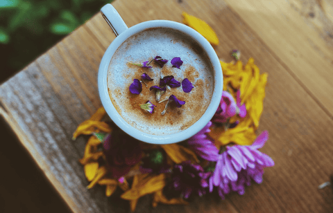 Soothe Your Spirit with This Evening Decaf Latte Recipe