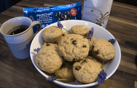 How to Make Guilt-Free Coffee Chocolate Chip Muffins