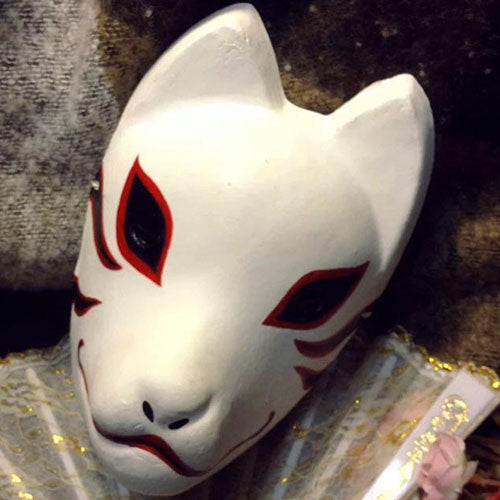 Anbu's Hatake Kakashi from Naruto Halloween Mask Cosplay Accessory Prop