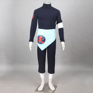 Asuma Sarutobi from Naruto Halloween Cosplay Costume