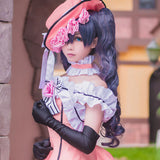 Black Butler Ciel Phantomhive Lolita Dress Halloween Cosplay Costume