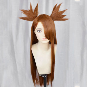 Chōchō­ Akimichi from Naruto Boruto Halloween Orange Cosplay Wig