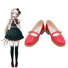 Load image into Gallery viewer, Danganronpa 2: Goodbye Despair Sonia Nevermind Red Cosplay Shoes