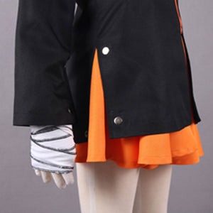 Female Uzumaki Naruto from Naruto Halloween Cosplay Costume