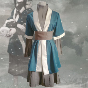 Haku from Naruto Halloween Cosplay Costume