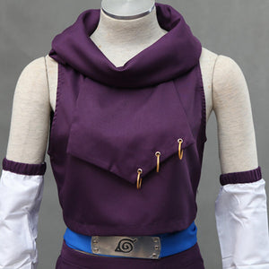 Ino Yamanaka from Naruto Halloween Cosplay Costume - C Edition