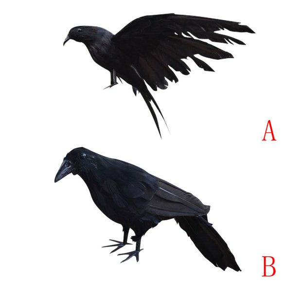 Itachi Uchiha from Naruto Halloween Raven Cosplay Accessory Prop