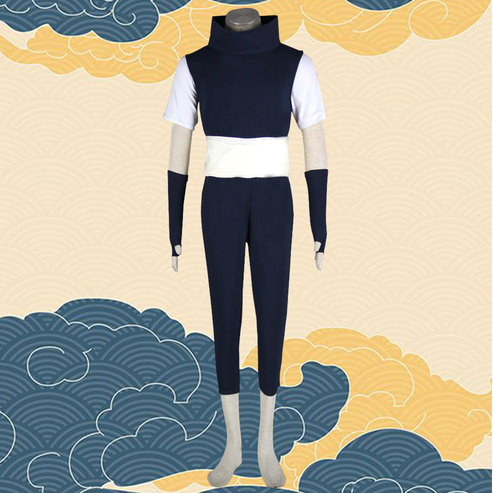 Kabuto Yakushi from Naruto Halloween Cosplay Costume - B Edition