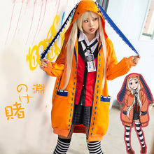 Load image into Gallery viewer, Kakegurui Compulsive Gambler Runa Yomozuki Halloween Cosplay Costume