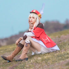 Load image into Gallery viewer, Klee from Genshin Impact Halloween Cosplay Costume