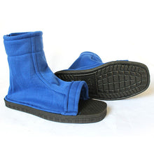 Load image into Gallery viewer, Naruto Konoha Halloween Blue Cosplay Shoes