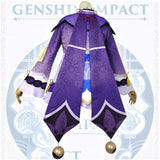 Qiqi from Genshin Impact Halloween Cosplay Costume